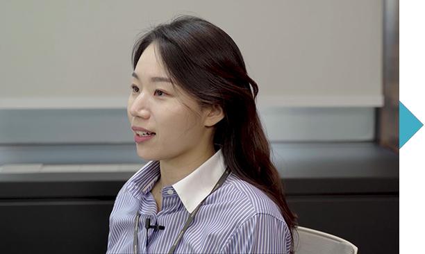 인터뷰어 11사번 차민기 대리